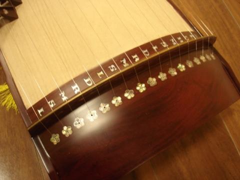 17string professional dan tranh vietnamese zither musical